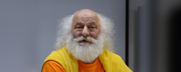 Вячеслав Иванович Полунин, актёр, режиссёр, клоун. Народный артист России (2001).