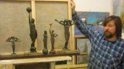 Создание статуэтки Лады